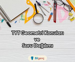 TYT Geometri Konuları ve Soru Dağılımları