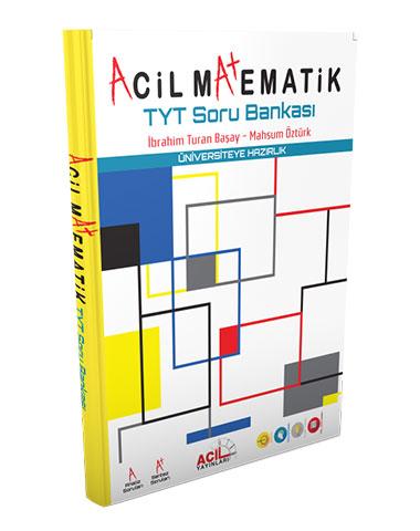 Acil Yayınları TYT Matematik Soru Bankası Önerisi