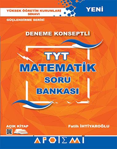 Apotemi Yayınları TYT Matematik Soru Bankası Önerisi