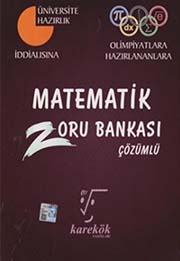 Karekök Matematik Kitap Önerisi