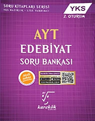 Karekök Yayınları AYT Edebiyat Soru Bankası Önerisi