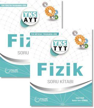 Palme Yayınları TYT-AYT Fizik Soru Bankası Önerisi