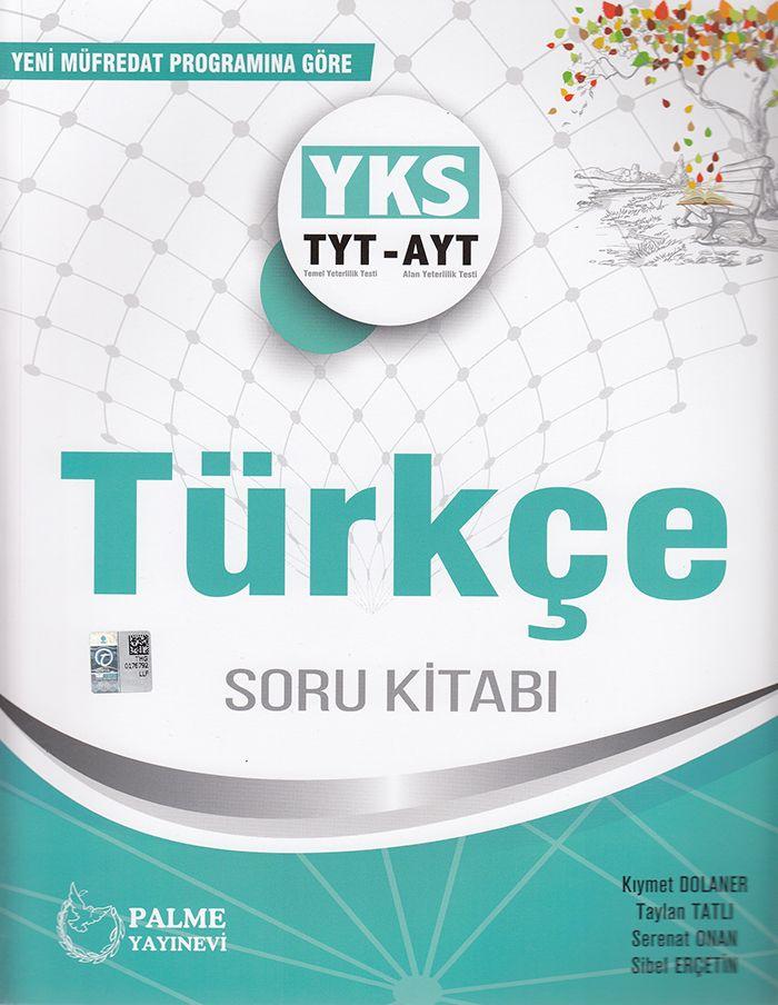 Palme Yayınları TYT Türkçe Soru Bankası Önerisi